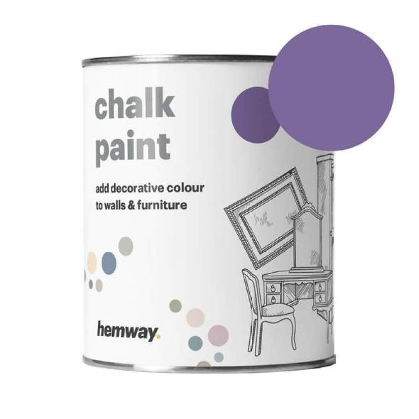 hemway chalk paint can