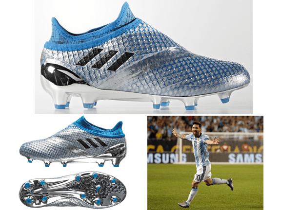 Shoes-Adidas-Messi 16+ PureAgility FG Soccer Cleats
