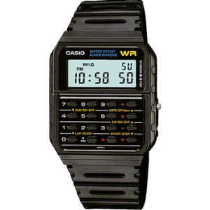 CA53W Databank Calculator by Casio