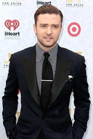 Justin Timberlake Style & Looks