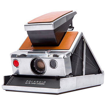 Polaroid SX 70 Original Camera by Impossible
