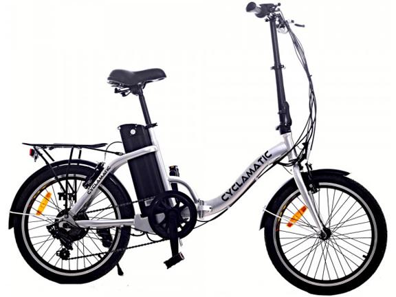 Bike-Electric Bike-Cyclamatic CX2 Folding Electric Bike.png