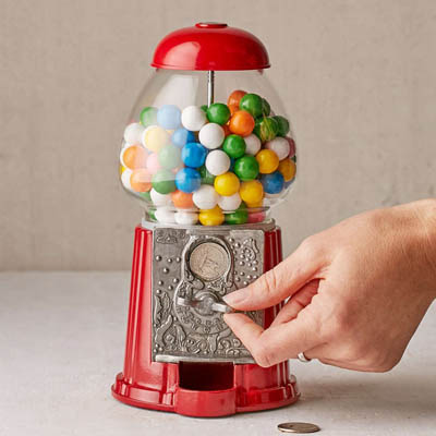 Chinese New Year Classic Gumball Machine.jpg
