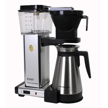 Moccamaster | Coffee Brewer with Thermal Carafe