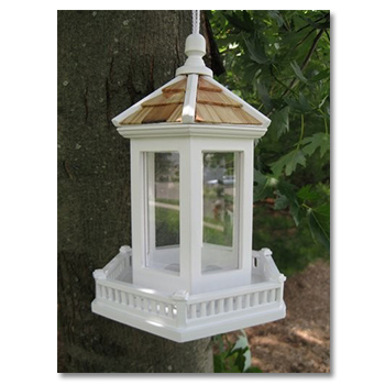 Gazebo Feeder by Home Bazaar