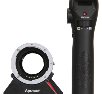 Aputure-DEC Wireless Focus & Lens Adapter