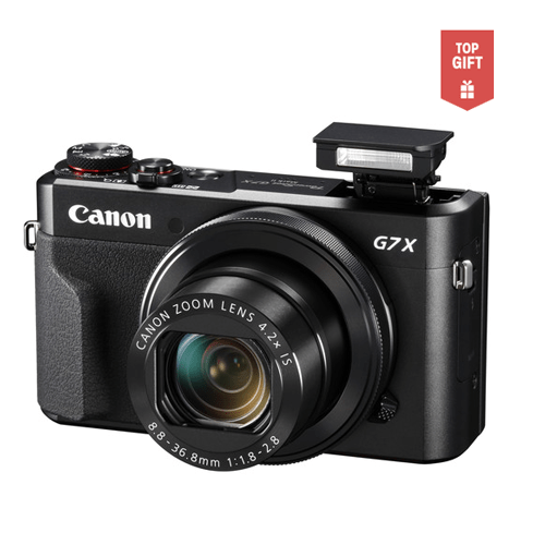 Canon-PowerShot G7 X Mark II Digital Camera