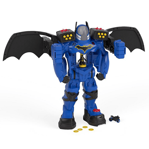 Imaginext-DC Super Friends Batbot Xtreme