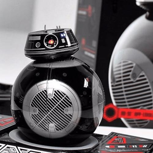 Sphero Star Wars App-Enabled Droid BB-9E