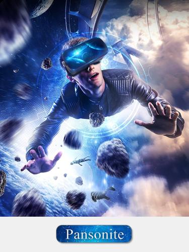 pansonite vr, pansonite virtual reality headset, virtual reality headset