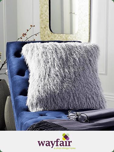 decorative item, home decor, throw pillow home decor, plush, fringe throw pillow