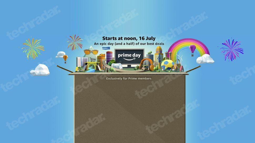 Amazon Prime Day 2018, Amazon Prime Day 2018 sales, banner, Amazon banner
