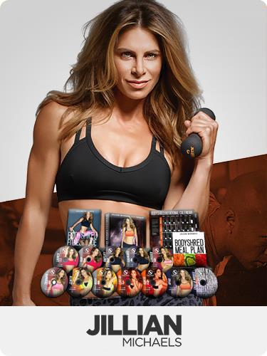 fit woman, Body Shred, Jillian Michaels, fitness video, easy workout dvd