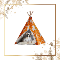 Tucker Murphy Pet Charles Teepee Dog Bed