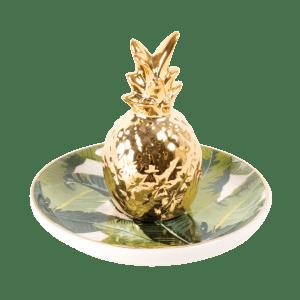 Dormify Gold Pineapple Ring Holder