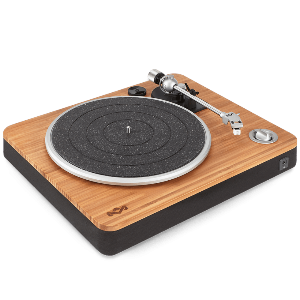 Earth Hero House of Marley Stir it Up Turntable