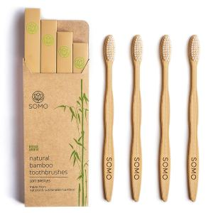 Amazon Organic Bamboo Toothbrush