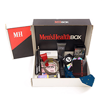 Men's Health Big Package Subscription Box