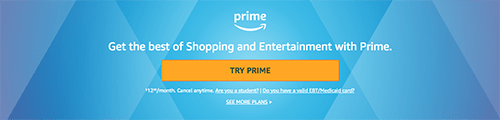 Amazon Prime Day 2019 Prime membership free trial