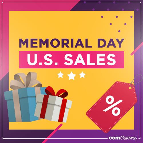 Memorial Day Sales Blog Cover