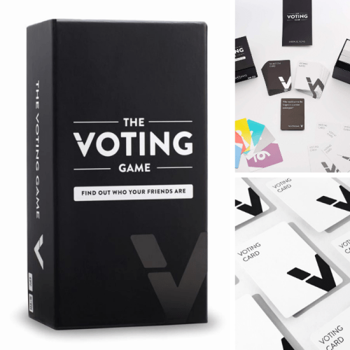 Fun Board Games for Adults- The Voting Game