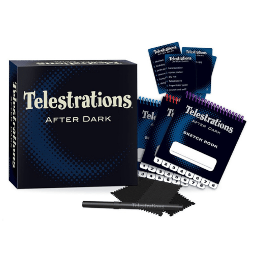 Fun Board Games for Adults- Telestrations After Dark