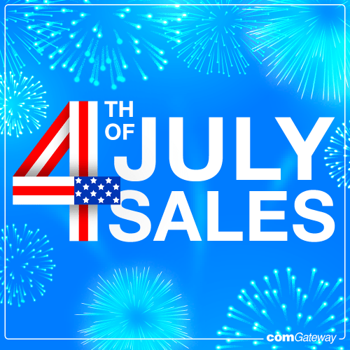 4th of July sales blog cover