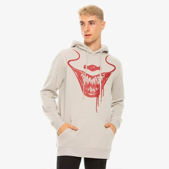 IT Chapter 2 merch- Hot Topic Pennywise Snarl Longline Hoodie