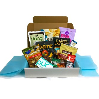HealthyMe Living subscription box