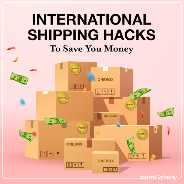 how to save money on shipping- blog cover