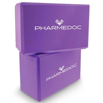 Pharmedoc Yoga Blocks Set