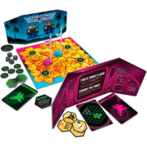 Mixlore Top Gun Strategy Game