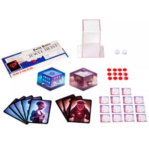Mattel Jewel Heist Board Game
