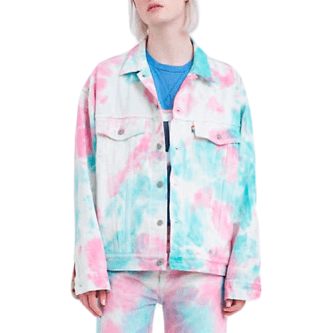 Levi's Pride Oversized Trucker Jacket
