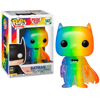Funko Pop Heroes Batman Rainbow