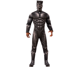 Rubie's Marvel Black Panther Deluxe Costume