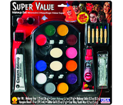 Rubie's Super Value Family Makeup Kit