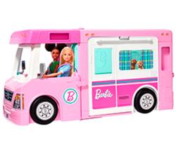 Mattel Barbie Estate 3-in-1 Dreamcamper