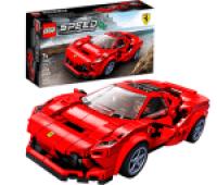 Lego Speed Champions Ferrari F8