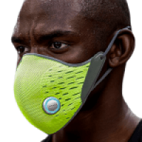Airpop Active+ Halo Smart Mask