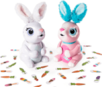Zoomer Interactive Hungry Bunnies