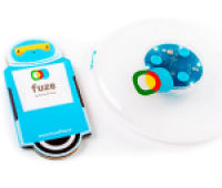 Fuze Zubi Flyer Hackable Frisbee