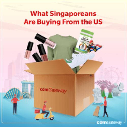 What Singaporeans are buying from the US blog cover