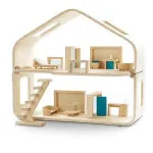 Plantoys Pretend Play Contemporary Dollhouse Set
