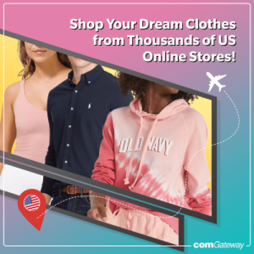 Shop Your Dream Clothes from Thousands of US Online Stores!
