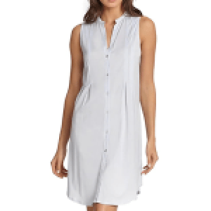 Saks Fifth Avenue Hanro Cotton Deluxe Tank Gown