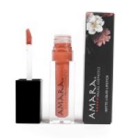 Amara Matte Liquid Lipstick Spice Mink