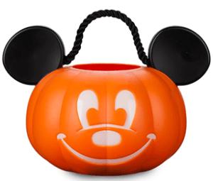 Jack-o'-Lantern Light-Up Treat Bucket