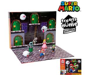 Super Mario Treats at Home Halloween Pack