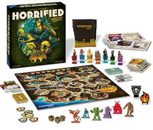 Horrified: American Monsters Game
